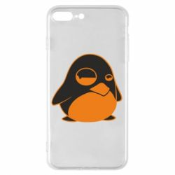 Чехол для iPhone 8 Plus Penguin