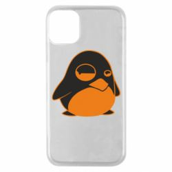 Чохол для iPhone 11 Pro Penguin