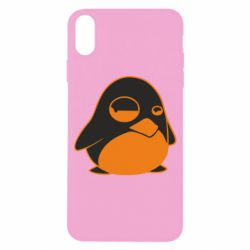 Чехол для iPhone X/Xs Penguin