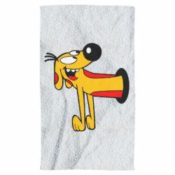 Полотенце Пес