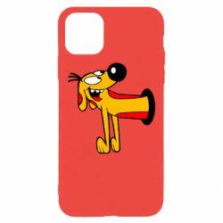 Чехол для iPhone 11 Pro Max Пес