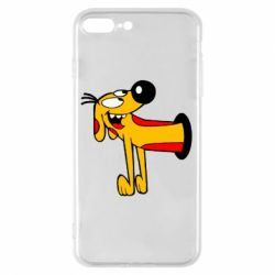Чехол для iPhone 8 Plus Пес