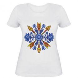 Женская футболка Petrikovka