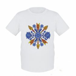 Детская футболка Petrikovka