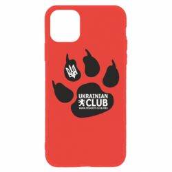Чохол для iPhone 11 PEUGEOT CLUB UKRAINE