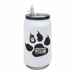 Термобанка 350ml PEUGEOT CLUB UKRAINE