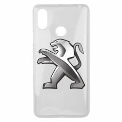 Чохол для Xiaomi Mi Max 3 Peugeot Logo