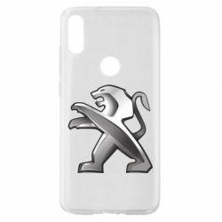 Чохол для Xiaomi Mi Play Peugeot Logo