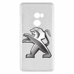 Чохол для Xiaomi Mi Mix 2 Peugeot Logo