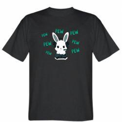 Мужская футболка Pew pew pew 1