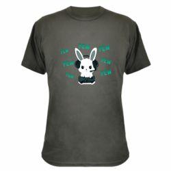 Камуфляжная футболка Pew pew pew 1