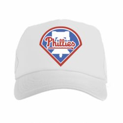 Кепка-тракер Philadelphia Phillies