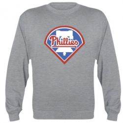 Реглан (свитшот) Philadelphia Phillies - FatLine