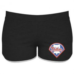 Женские шорты Philadelphia Phillies - FatLine