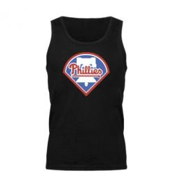 Мужская майка Philadelphia Phillies - FatLine