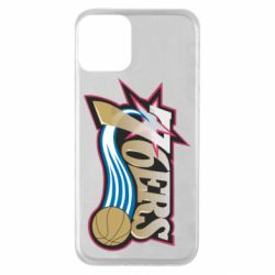 Чохол для iPhone 11 Philadelpia 76ers