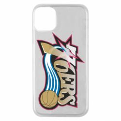 Чохол для iPhone 11 Pro Philadelpia 76ers