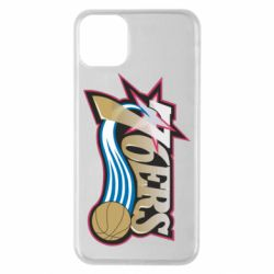 Чохол для iPhone 11 Pro Max Philadelpia 76ers