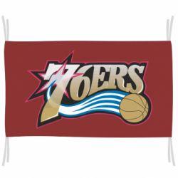 Прапор Philadelpia 76ers