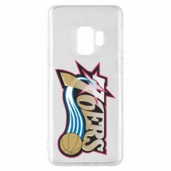 Чохол для Samsung S9 Philadelpia 76ers