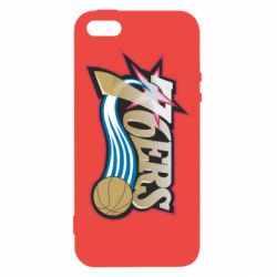 Чохол для iphone 5/5S/SE Philadelpia 76ers