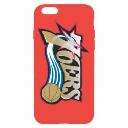 Чохол для iPhone 6/6S Philadelpia 76ers