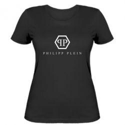 Жіноча футболка Philipp Plein - FatLine