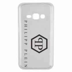 Чохол для Samsung J1 2016 Philipp Plein - FatLine