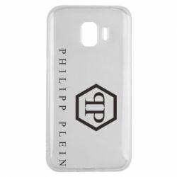 Чохол для Samsung J2 2018 Philipp Plein - FatLine