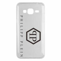 Чохол для Samsung J3 2016 Philipp Plein - FatLine