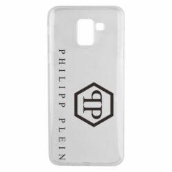 Чохол для Samsung J6 Philipp Plein - FatLine