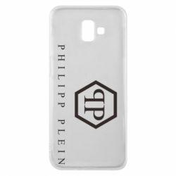 Чохол для Samsung J6 Plus 2018 Philipp Plein - FatLine