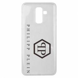 Чохол для Samsung J8 2018 Philipp Plein - FatLine
