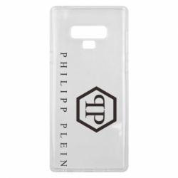 Чохол для Samsung Note 9 Philipp Plein - FatLine