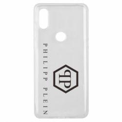 Чохол для Xiaomi Mi Mix 3 Philipp Plein - FatLine