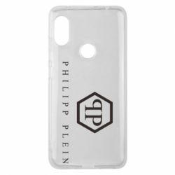 Чохол для Xiaomi Redmi Note 6 Pro Philipp Plein - FatLine