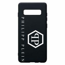 Чохол для Samsung S10+ Philipp Plein