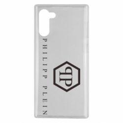 Чохол для Samsung Note 10 Philipp Plein