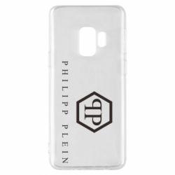 Чохол для Samsung S9 Philipp Plein - FatLine
