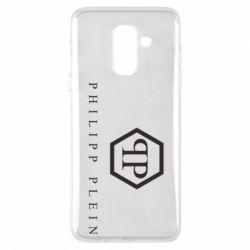 Чохол для Samsung A6+ 2018 Philipp Plein - FatLine
