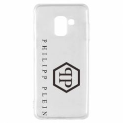 Чохол для Samsung A8 2018 Philipp Plein - FatLine
