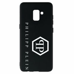 Чохол для Samsung A8+ 2018 Philipp Plein - FatLine