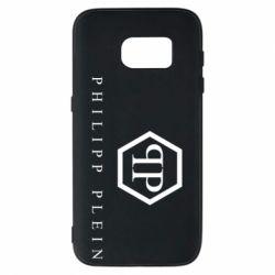 Чохол для Samsung S7 Philipp Plein - FatLine