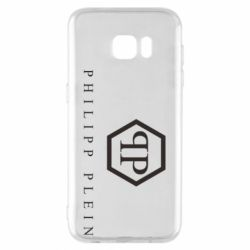 Чохол для Samsung S7 EDGE Philipp Plein - FatLine