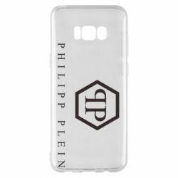 Чохол для Samsung S8+ Philipp Plein - FatLine