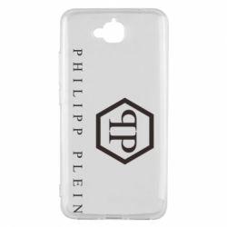 Чохол для Huawei Y6 Pro 2018 Philipp Plein - FatLine