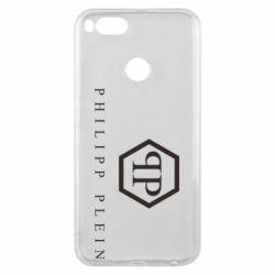 Чохол для Xiaomi Mi A1 Philipp Plein - FatLine