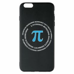 Чохол для iPhone 6 Plus/6S Plus Pi