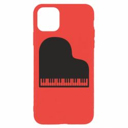 Чохол для iPhone 11 Pro Max Piano in the heart
