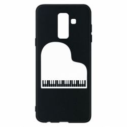 Чохол для Samsung A6+ 2018 Piano in the heart